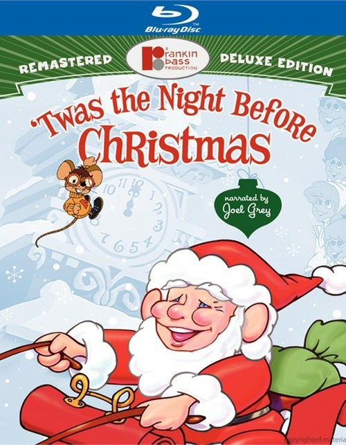 Twas The Night Before Christmas: Deluxe Edition