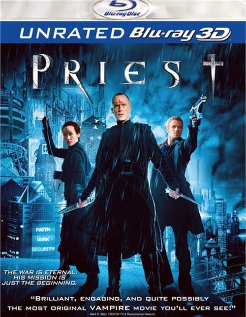 Priest 3D (Blu-ray 3D)
