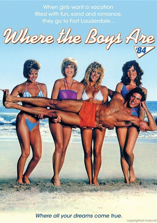 Where The Boys Are 84