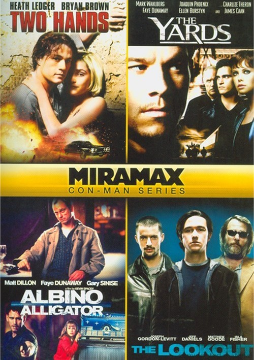 Miramax Con-Man Series