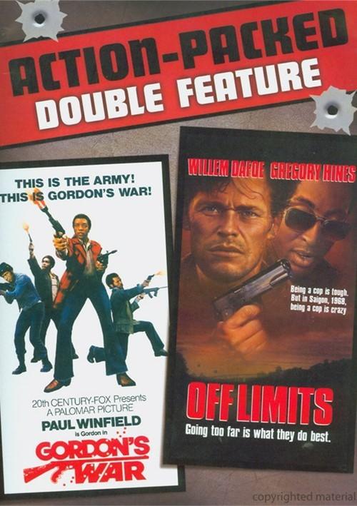 Gordons War / Off Limits (Double Feature)