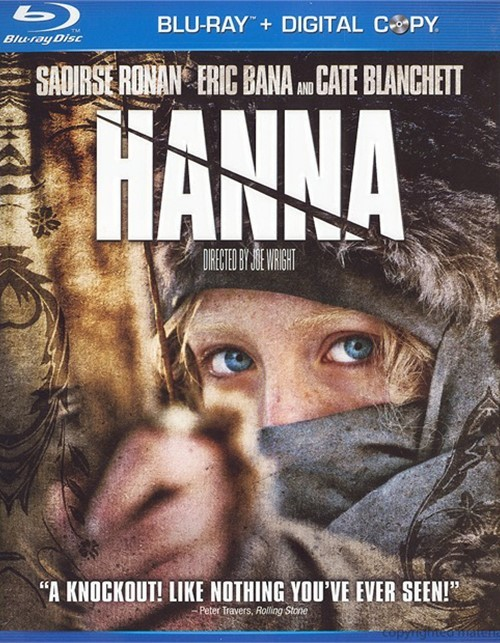 Hanna (Blu-ray + Digital Copy)