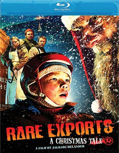 Rare Exports: A Christmas Tale (Blu-ray + DVD Combo)