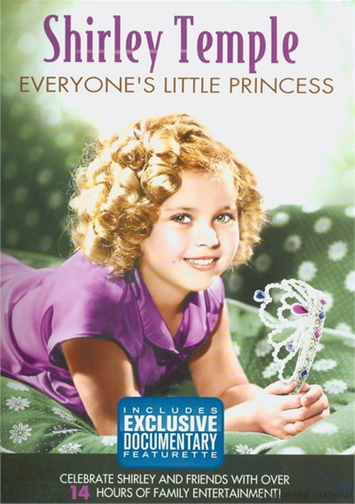 Shirley Temple: Everyones Little Princess