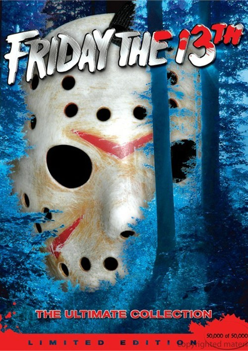 Friday The 13th: 2011 DVD Collection - Limited Edition Gift Set