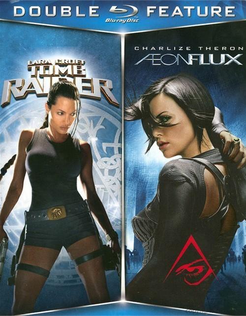Tomb Raider / Aeon Flux (2 Pack)