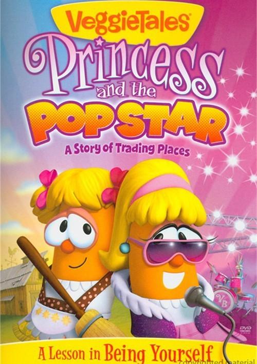 Veggie Tales: Princess & The Popstar