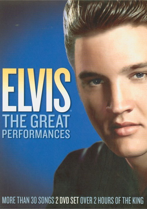 Elvis: The Great Performances
