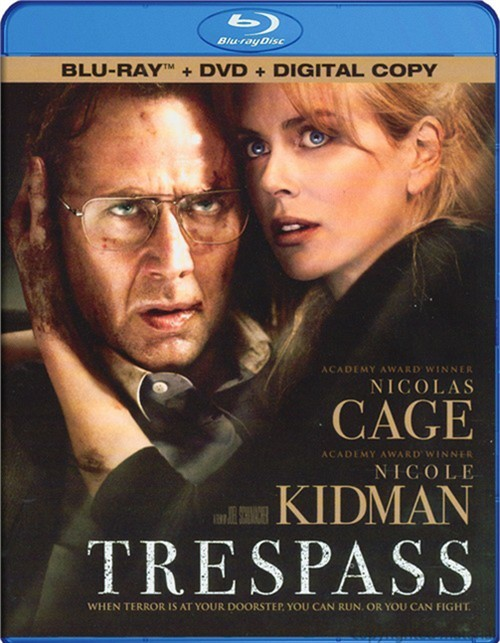 Trespass (Blu-ray + DVD + Digital Copy)