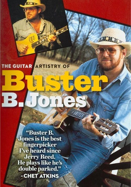 Guitar Artistry Of Buster B. Jones, The