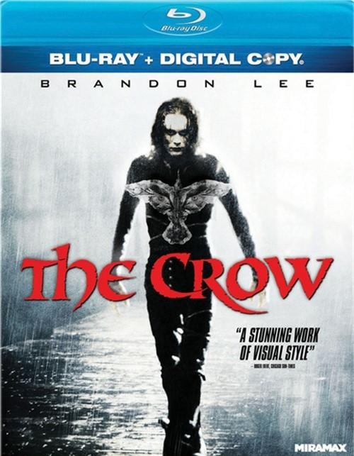 Crow, The (Blu-ray + Digital Copy)