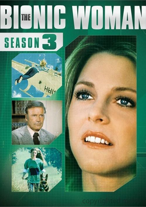 Bionic Woman, The: Season 3