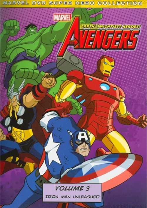 Avengers, The: Earths Mightiest Heroes! - Volume 3