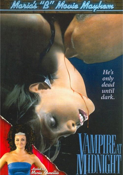 Marias B-Movie Mayhem: Vampire At Midnight