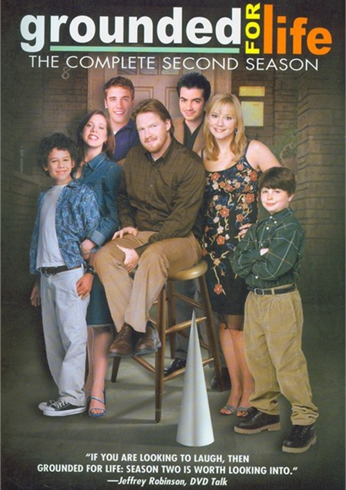 Grounded For Life: The Complete Second Season