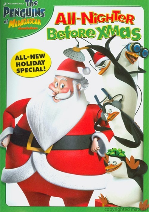 Penguins Of Madagascar, The: All-Nighter Before Christmas