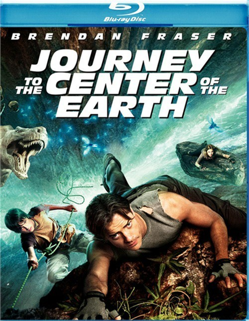 Journey To The Center Of The Earth (Blu-ray + DVD Combo)