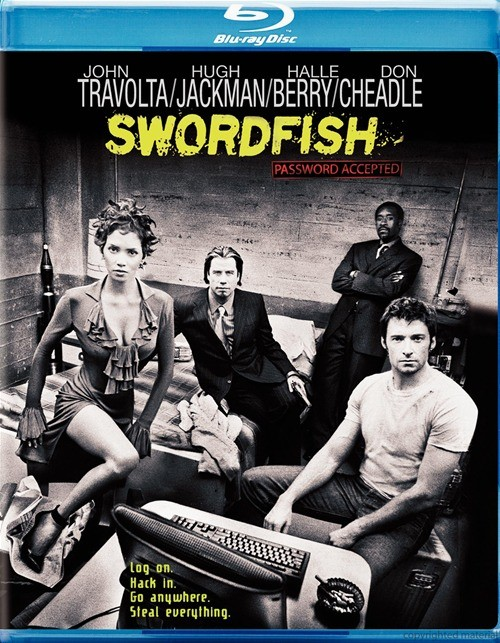Swordfish (Blu-ray + DVD Combo)