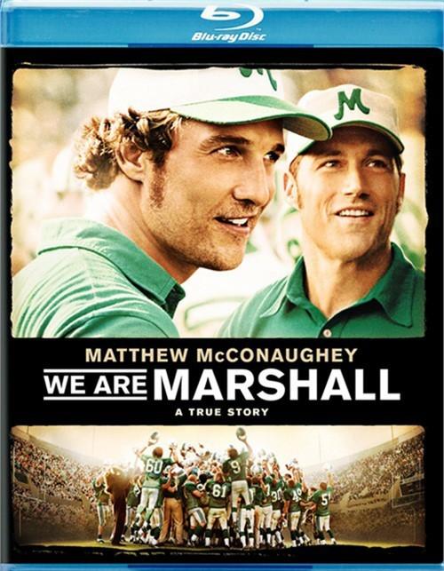 We Are Marshall (Blu-ray + DVD Combo)