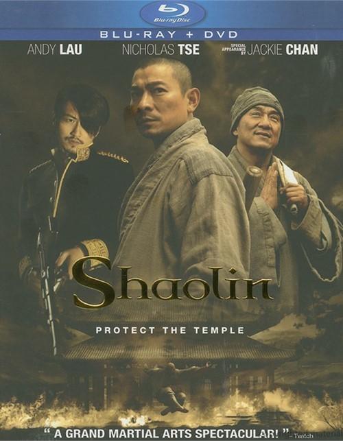 Shaolin (Blu-ray + DVD Combo)