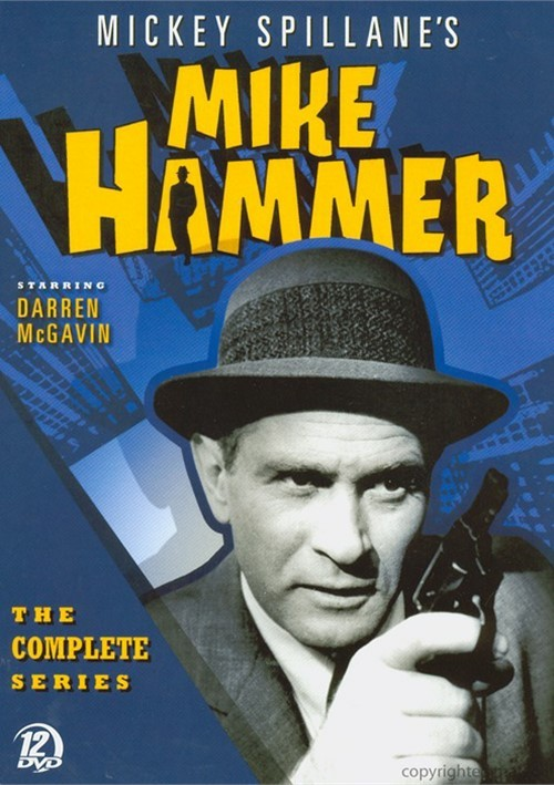 Mickey Spillanes Mike Hammer: The Complete Series