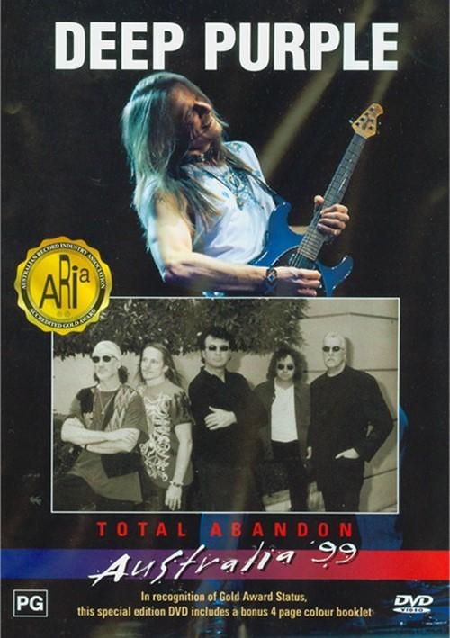 Deep Purple: Total Abandon - Special Edition