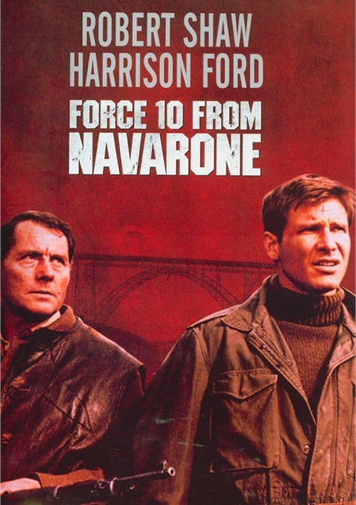 F-rce 10 From Navarone