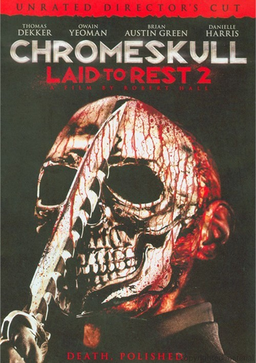 ChromeSkull: Laid To Rest 2 - Unrated