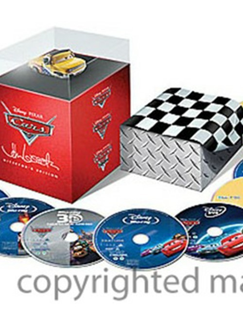 Cars 2: Collectors Set