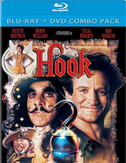 Hook (Blu-ray + DVD Combo)