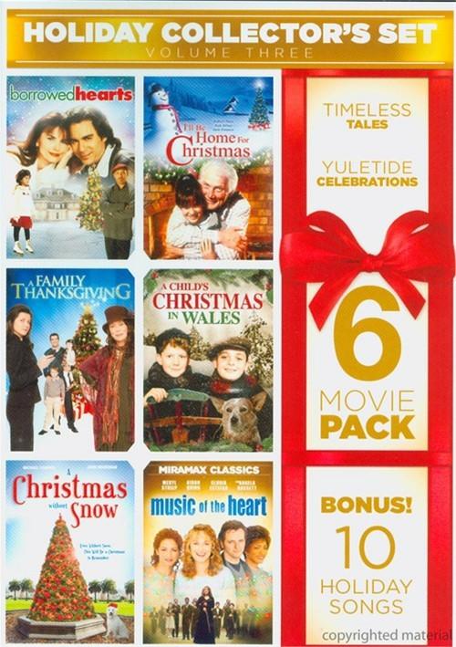 6 Movie Pack: Holiday Collectors Set Vol. 3 (Bonus Audio)