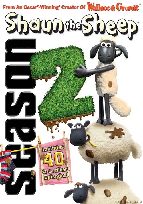 Shaun The Sheep: Season Two