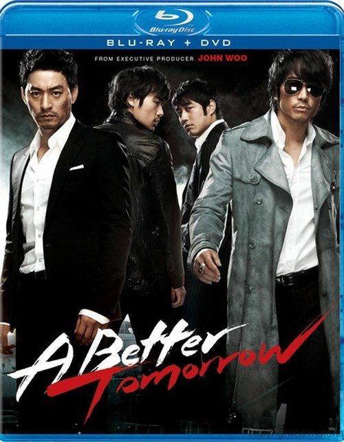 Better Tomorrow, A (Blu-ray + DVD Combo)