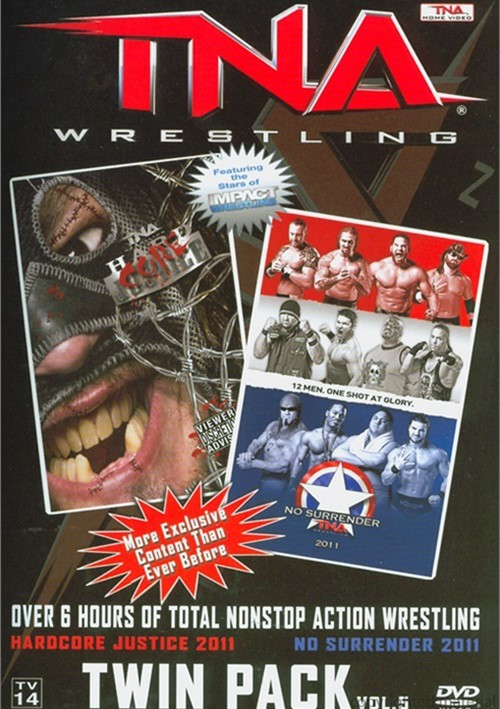 Total Nonstop Action Wrestling: Hardcore Justice 2011 / No Surrender 2011 Twin Pack