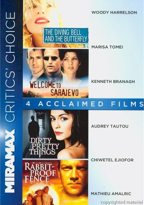 Miramax: 4 Acclaimed Films