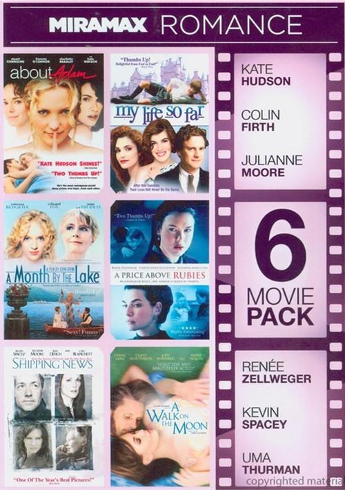 6 Movie Pack: Miramax Romance