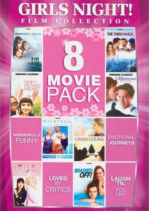 8-Film Girls Night! Collection