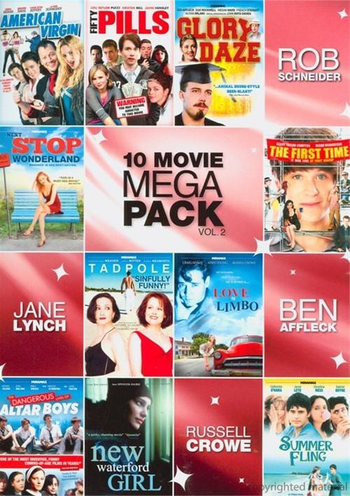 10 Features Mega Movie Pack Vol. 2