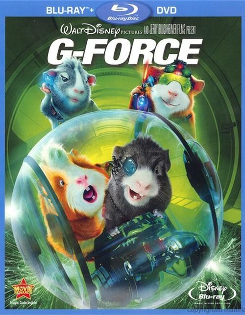 G-F-rce (Blu-ray + DVD Combo)