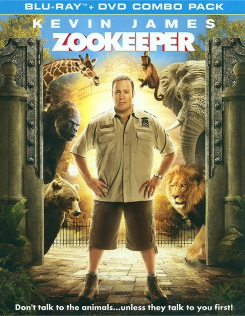 Zookeeper (Blu-ray + DVD Combo)