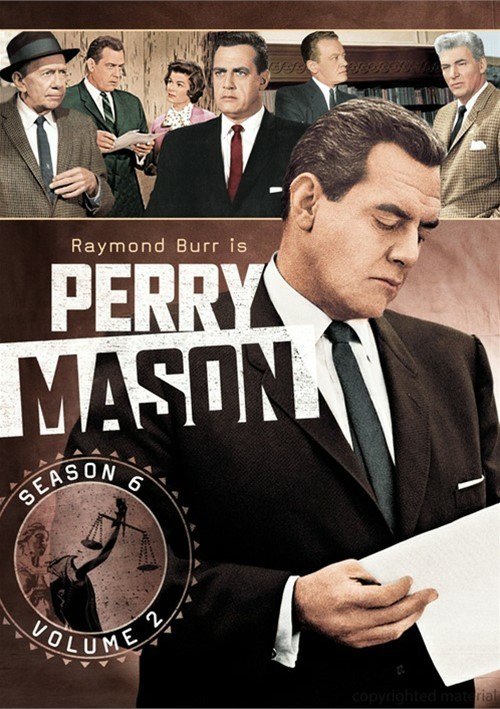Perry Mason: Season 6 - Volume 2