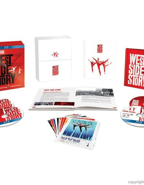 West Side Story: 50th Anniversary Collectors Edition