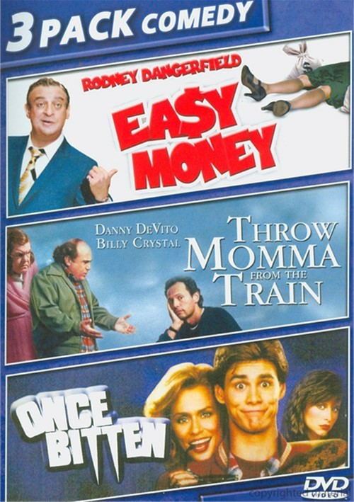 Easy Money / Throw Momma From The Train / Once Bitten (Triple Feature)