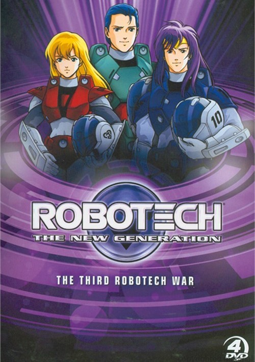 Robotech: The New Generation - The Third Robotech War