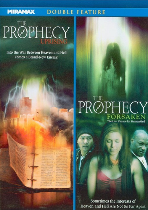 Prophecy, The: Uprising / Prophecy, The: Forsaken (Double Feature)