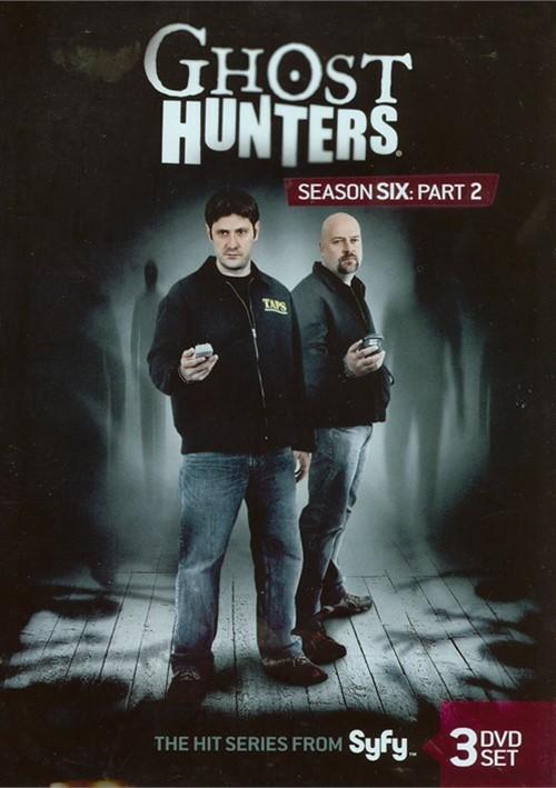 Ghost Hunters: Season 6 - Part 2