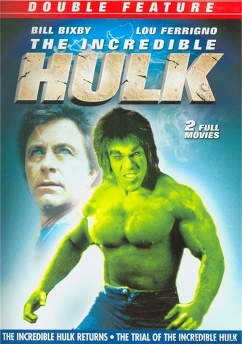 Incredible Hulk Returns, The / The Trial Of The Incredible Hulk (Double Feature)