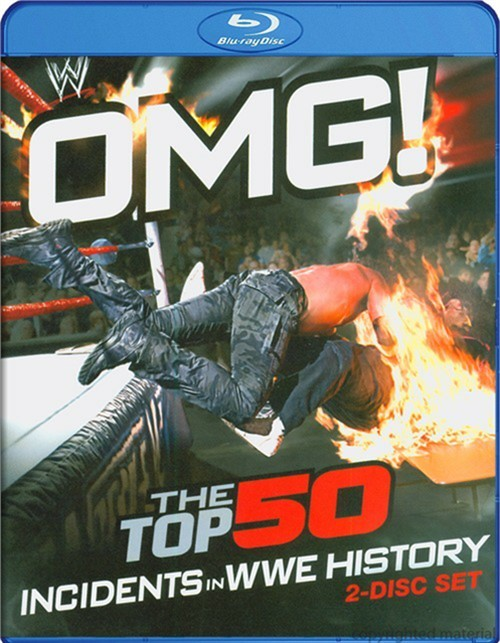 WWE: OMG! The Top 50 Incidents In WWE History - Volume 1