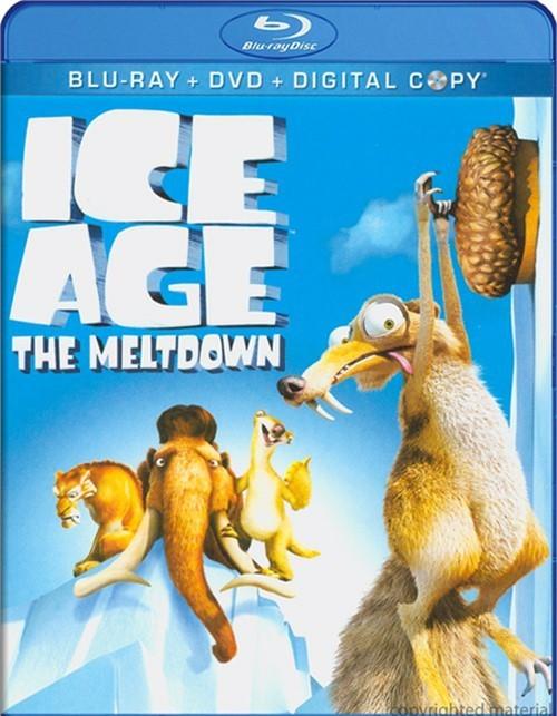Ice Age 2: The Meltdown (Blu-ray + DVD + Digital Copy)
