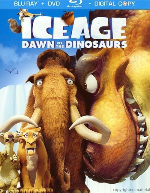 Ice Age: Dawn Of The Dinosaurs (Blu-ray + DVD + Digital Copy)